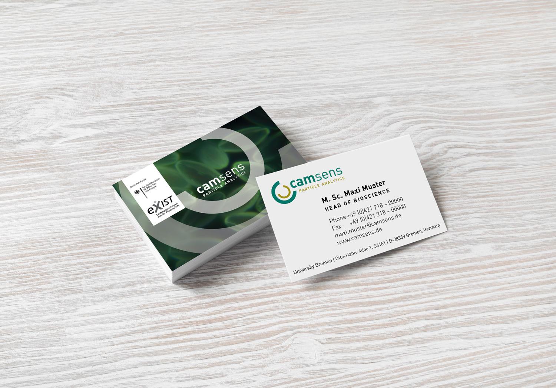 Business Card Cam