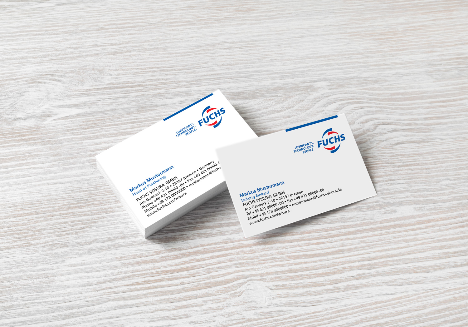 Business Card Fw